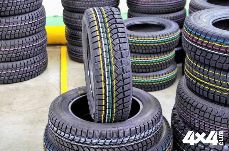Готовим внедорожник к зиме. Какие шины выбрать?