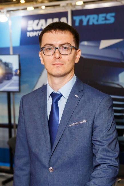 Ильдар Шайдуллин. Начальник отдела маркетинга Торгового дома «Кама».
