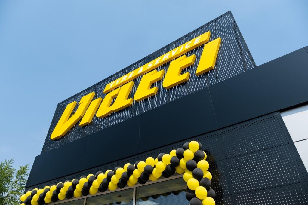 KAMA TYRES открыл первый Торгово-сервисный центр «Viatti»