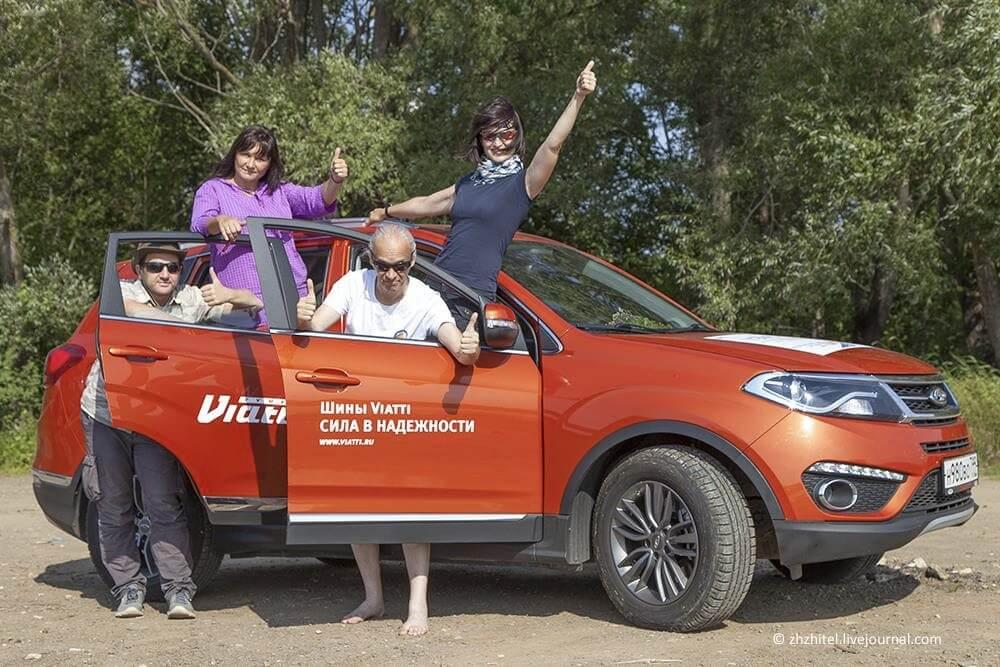 На шинах Viatti – от Москвы до Алтая: проверено тысячами километров