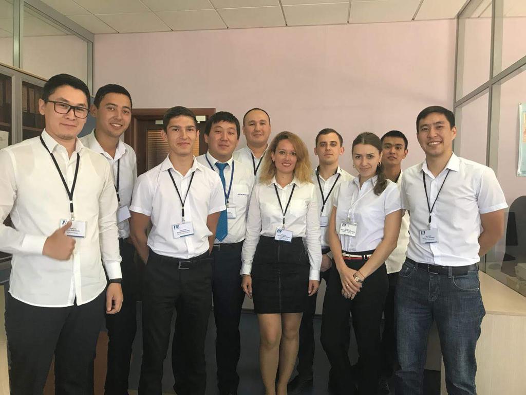 Tyre&Service Казахстан Viatti