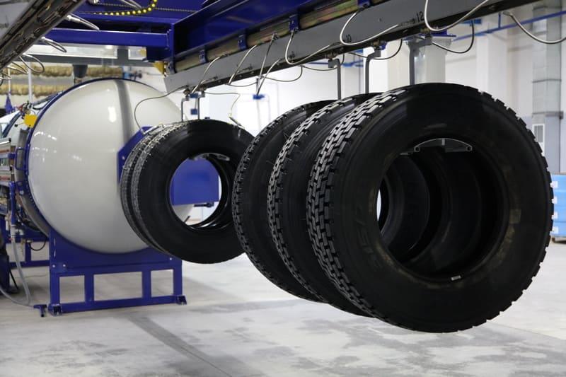 Готовые восстановленные шины KAMA TYRES