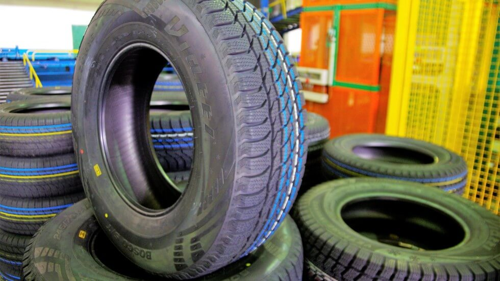 Страсти по протектору: репортаж с производства зимних шин Viatti