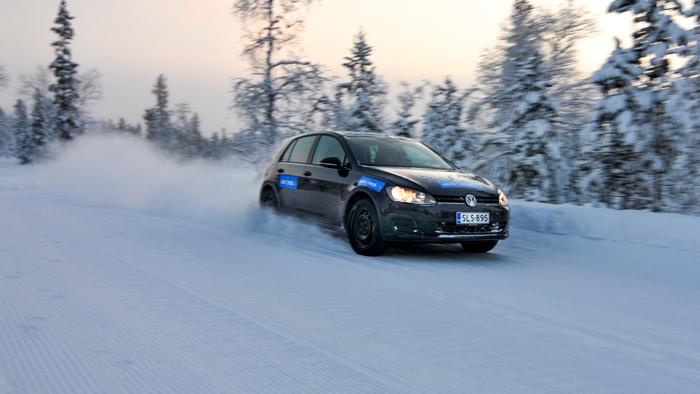 Тестирование зимних шин Viatti Brina V-521